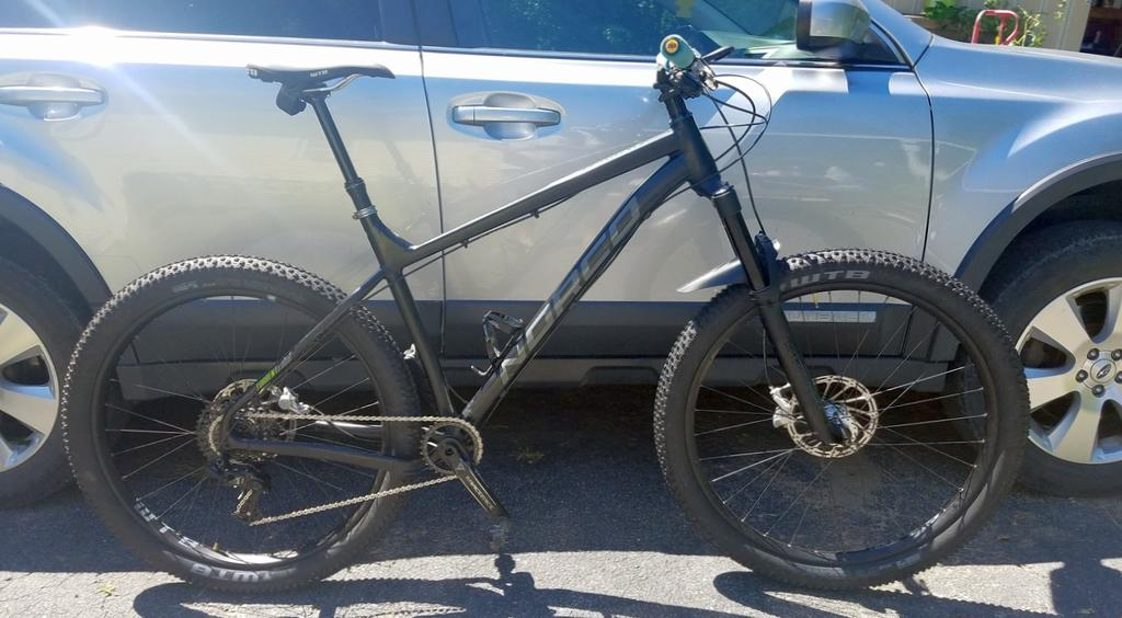 Bought my first Norco....2017 Torrent 7.1 frame only....-new-tires-wheels.jpg