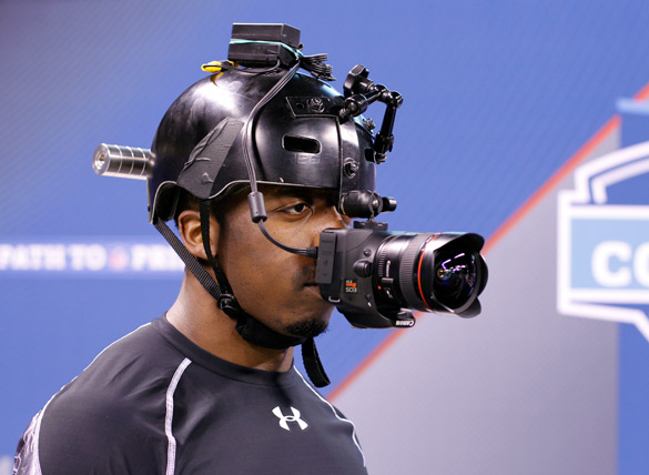 Caption Contest: Ultimate POV Camera Mount? - Mtbr.com