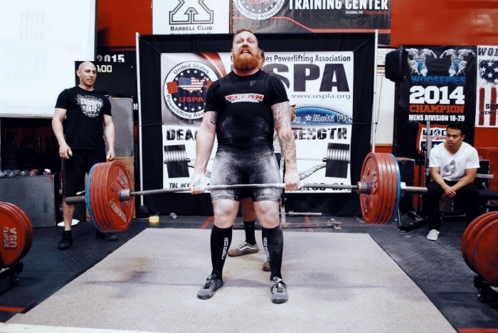 Vegetarian and Vegan Passion-nick-squires-powerlifting.jpg