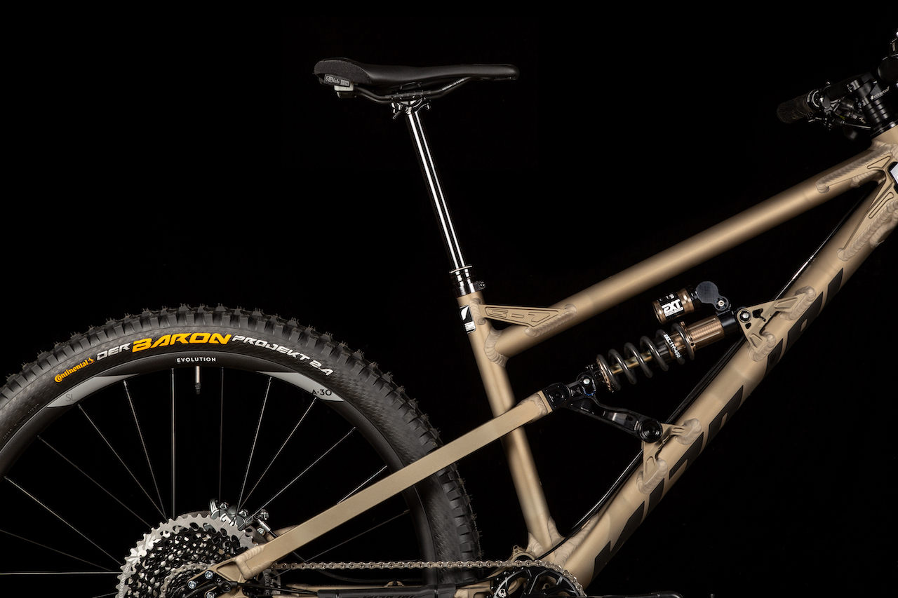 BikeYoke Revive 2.0: The Revive 2.0 has been designed to be stronger as well as longer.