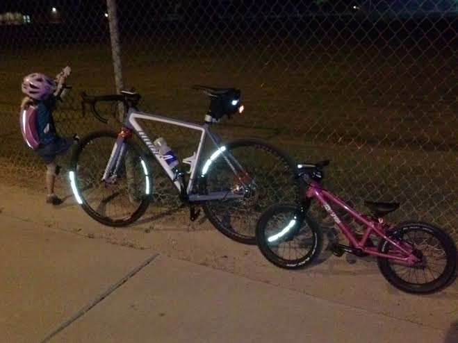 if you work alot and have a family, how many days a week do you ride?-night-bikes2.jpg