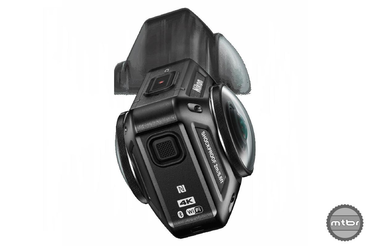 Nikon keymission 360 shockproof for Buro 600 6ft ups