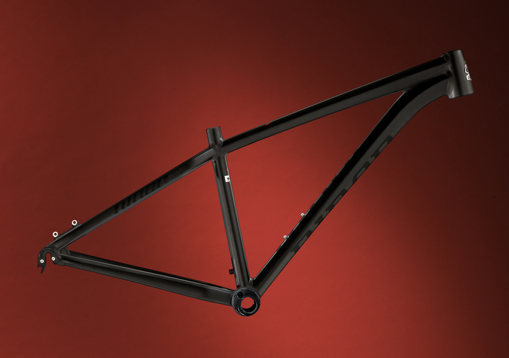 Niner One 9 Frame Licorice Anodized