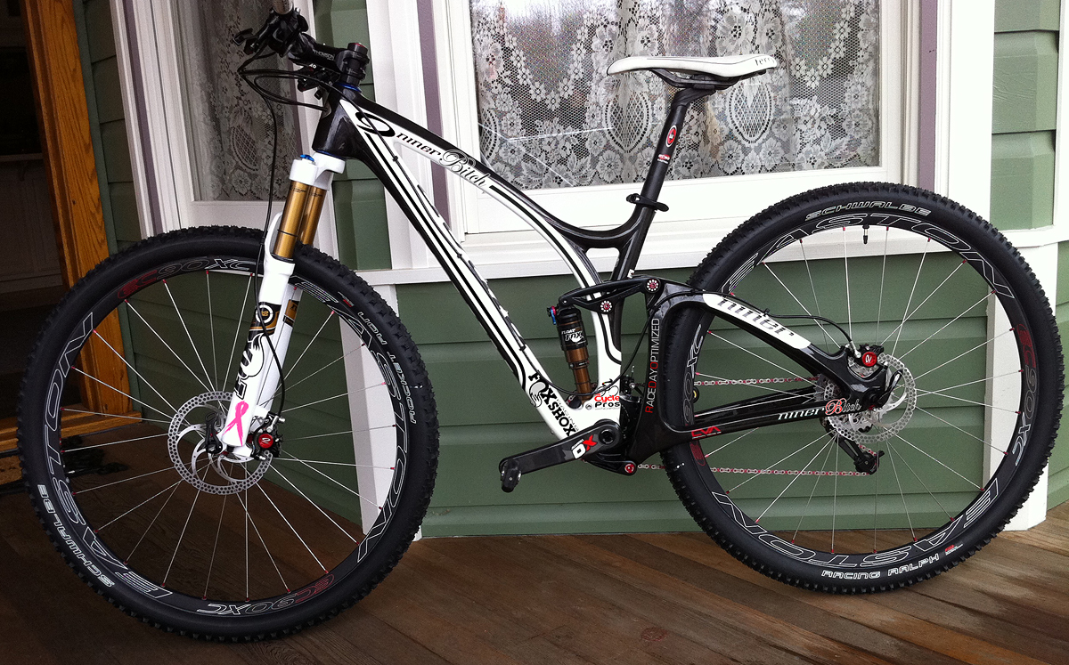 Niner Jet 9 RDO Carbon Full Suspension 29er