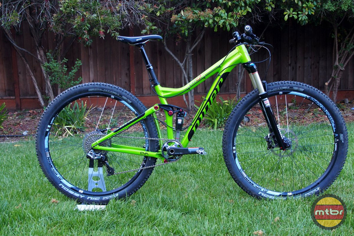 Niner RIP 9 Side View