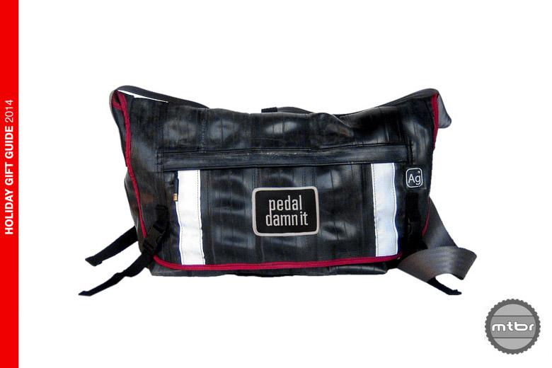 Niner - Upcycled Messenger Bag