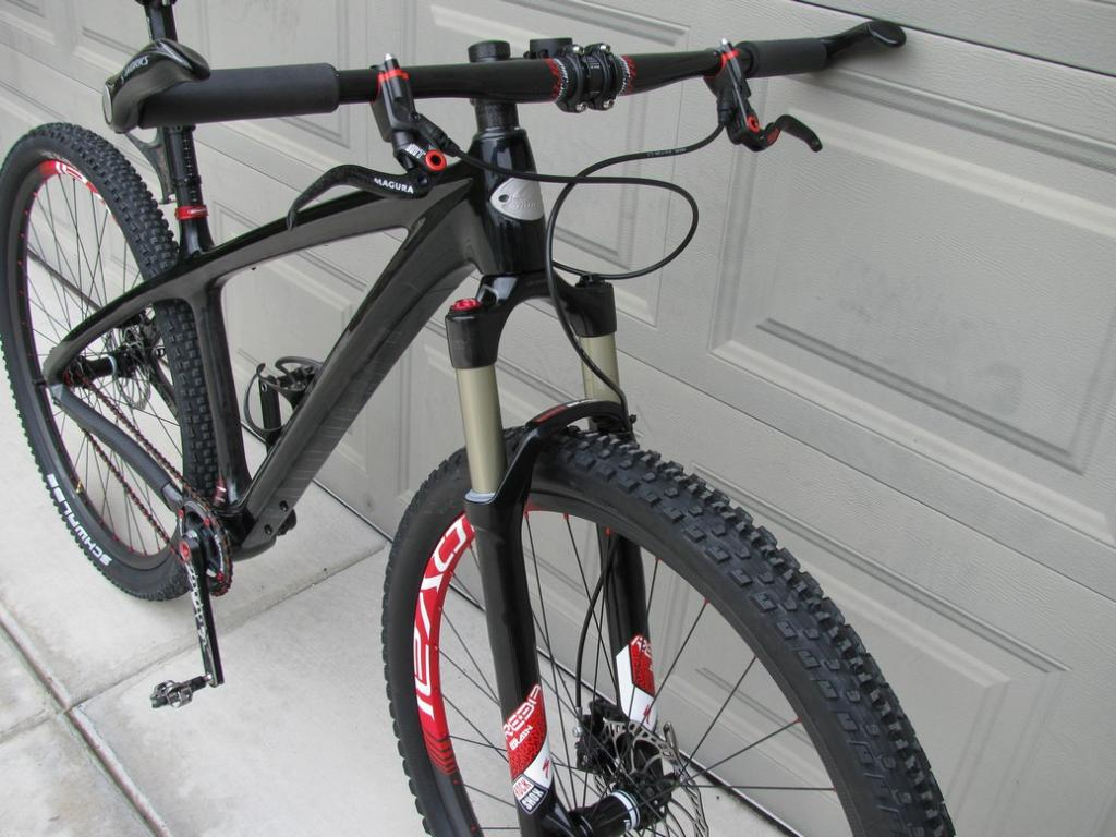 Black Air 9 Carbon Build And Comments Mtbr Com