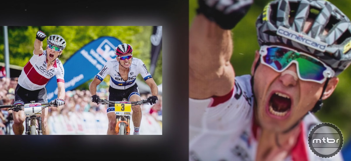 With his win in Rio, Schurter cemented his place in mountain bike history.