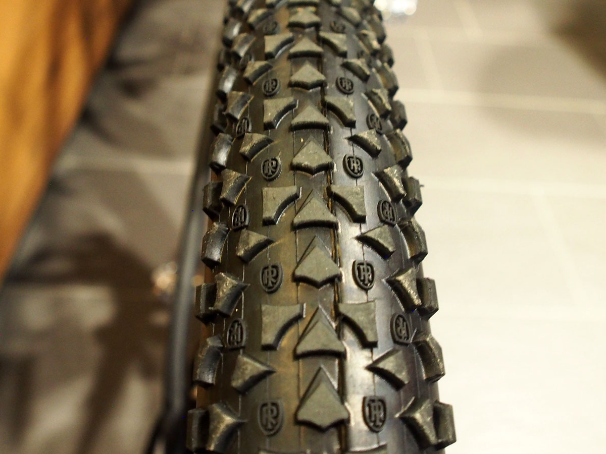 """Fast rolling Ritchey Shield 27.5x2.1"""" tires are on this bike, but we know Schurter prefers Dugast tubulars on race day."""