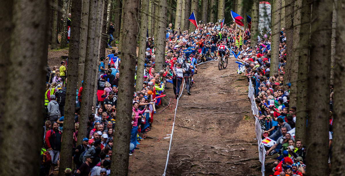 The Czech Republic crowds were some of the best the sport has ever seen.