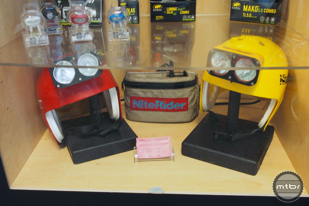 NiteRider First Product Surfing Lights