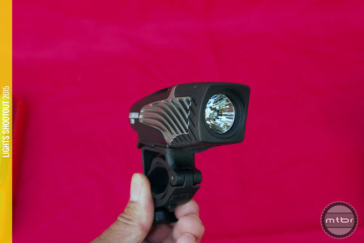 NiteRider Lumina 750 Light Head Front