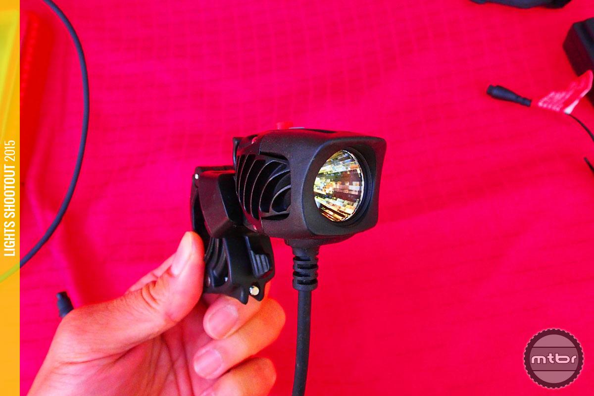 NiteRider MiNewt Pro 770 Enduro Front Side