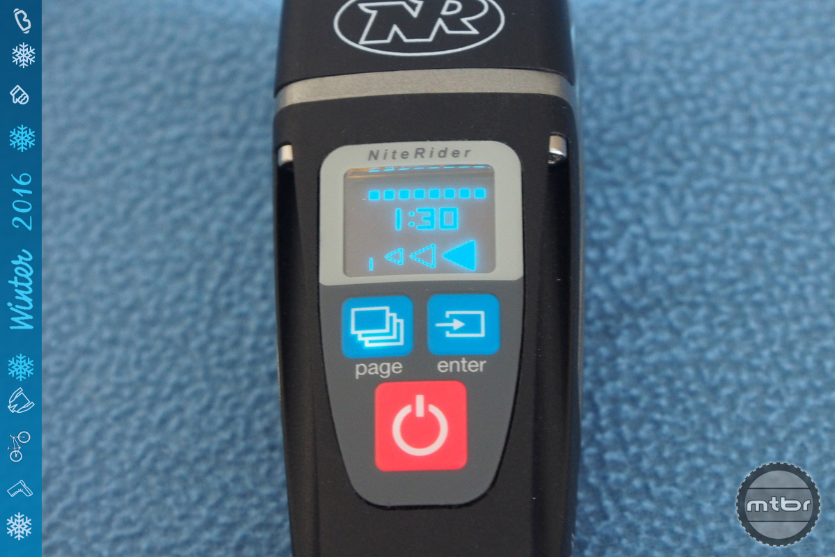 NiteRider Lumina OLED 800