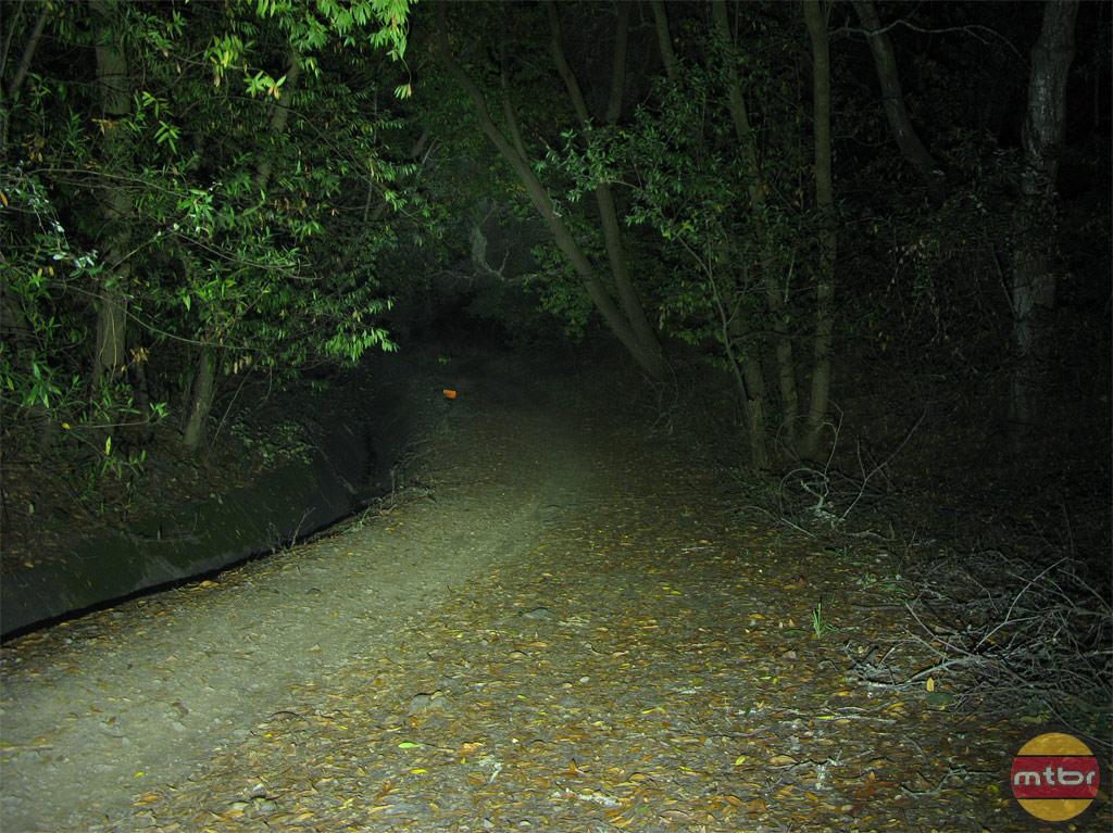 Niterider Pro 1500 Trail Beam Pattern