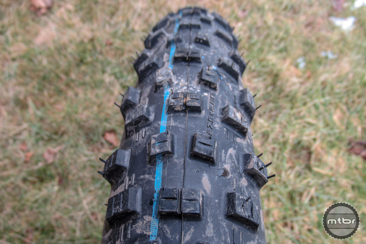 Schwalbe Nobby Nic 27.5- 2.8 Addix Speed Grip/Snake-Skin