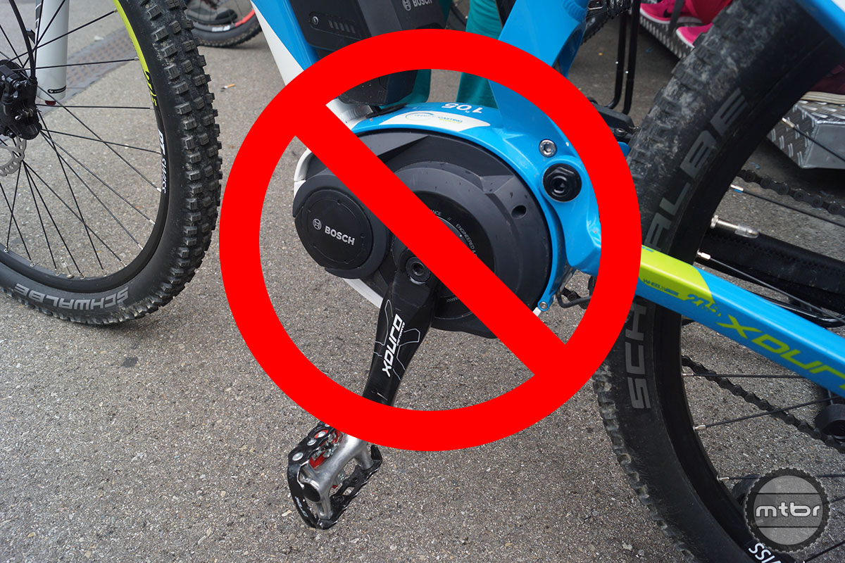 The Moab Bureau of Land Management has classified e-mountain bikes as motorized, limiting their legal access in the area.