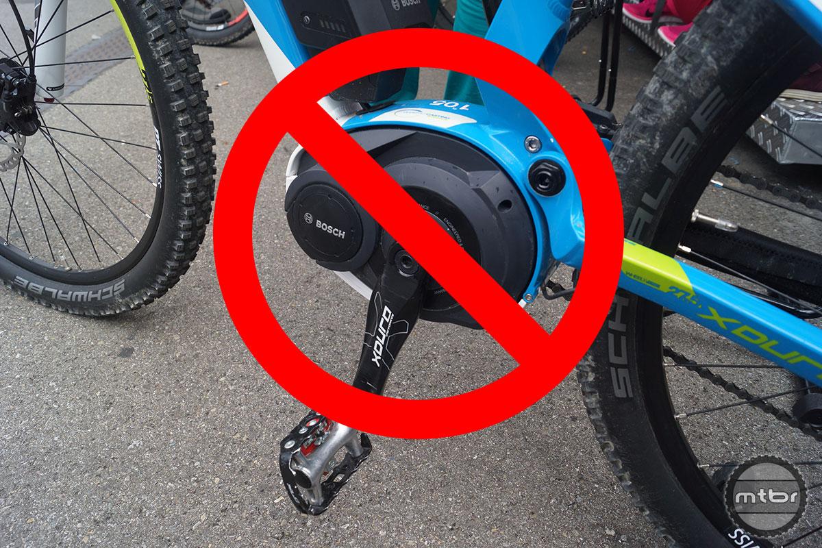 Washington State clarifies e-bike rules on trails- Mtbr.com