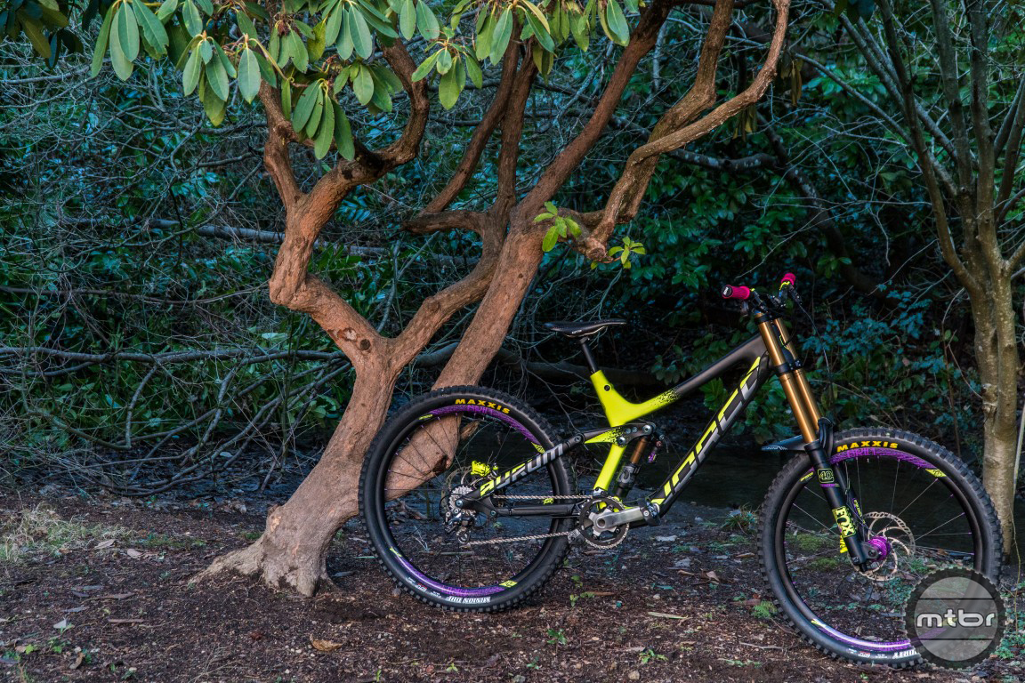 Norco Aurum Yellow Custom
