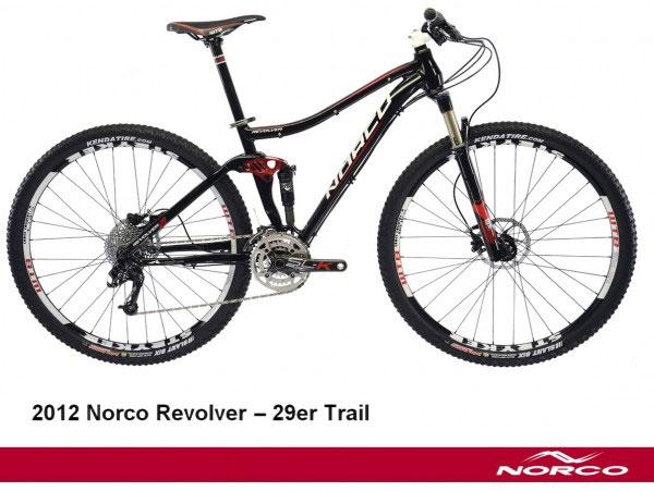 Norco Revolver 29er
