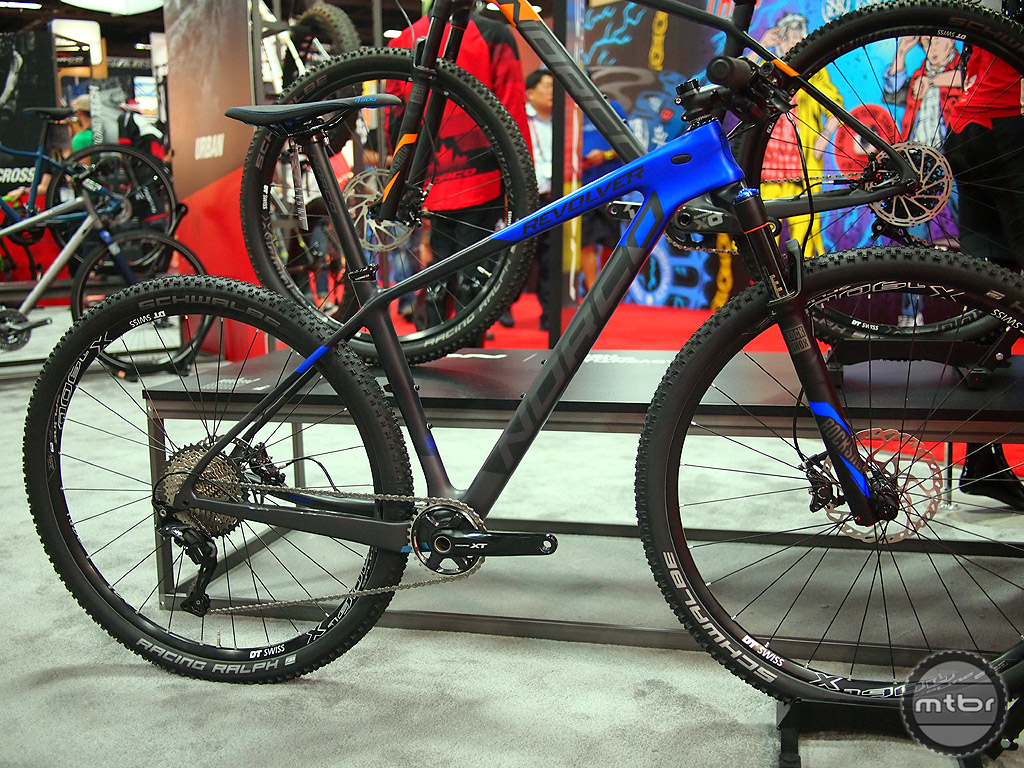The Norco Revolver 9.2 HT is a no-holds-barred, high modulus carbon race bike.