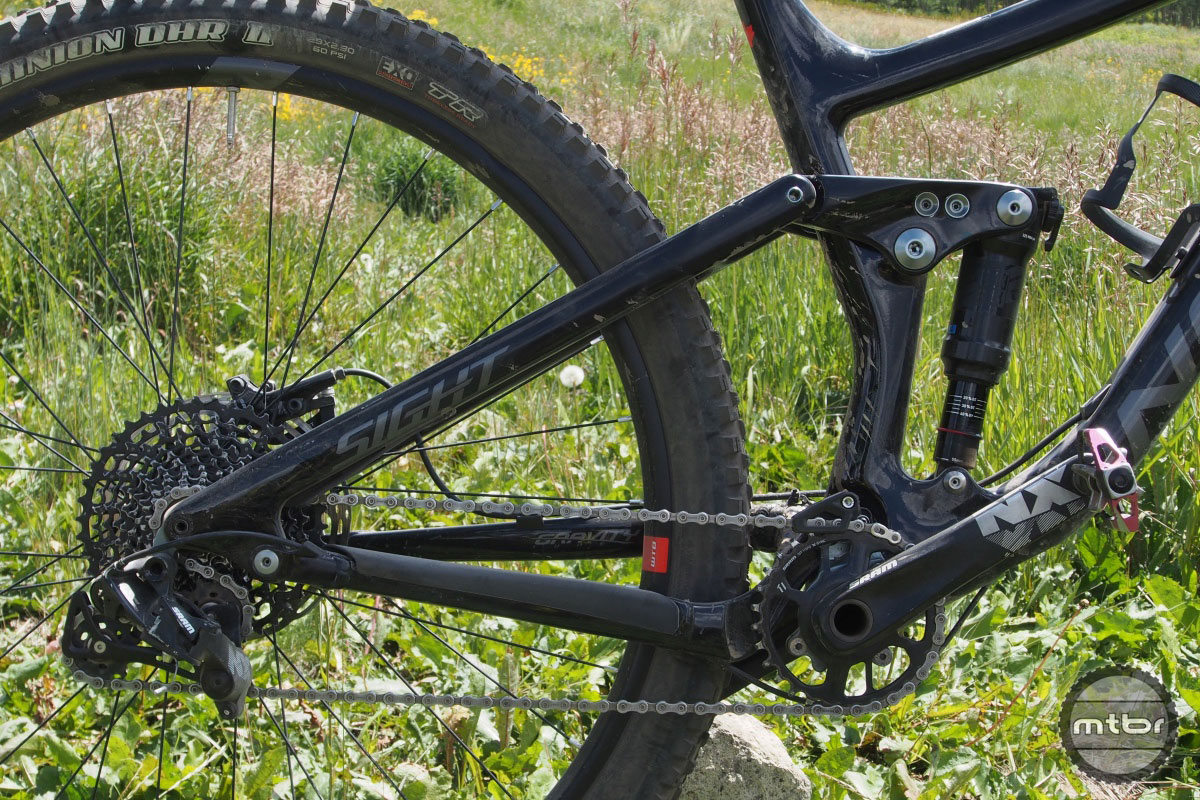 Outerbike Test Sessions: Norco Sight