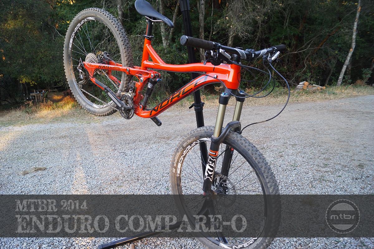 2014 Norco Range Alloy 7.1