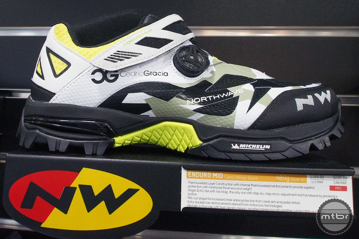 Northwave Cedric Gracia Enduro Shoe