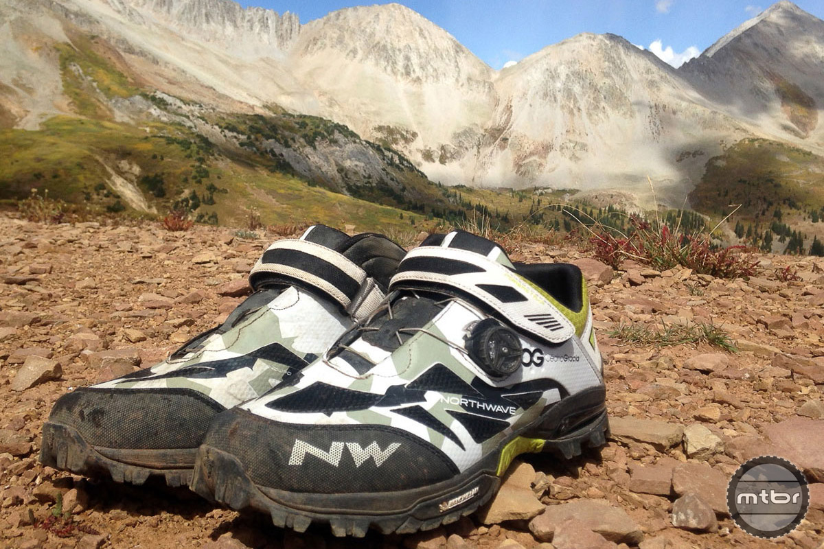 The Northwave Enduro Mid have served as solid companion for a summer's worth Colorado high country adventures.