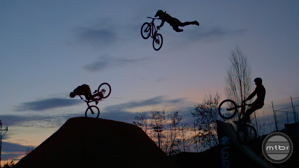 The new installment features notables such as Cam McCaul, Brandon Semenuk, Gee Atherton, and Casey Brown.