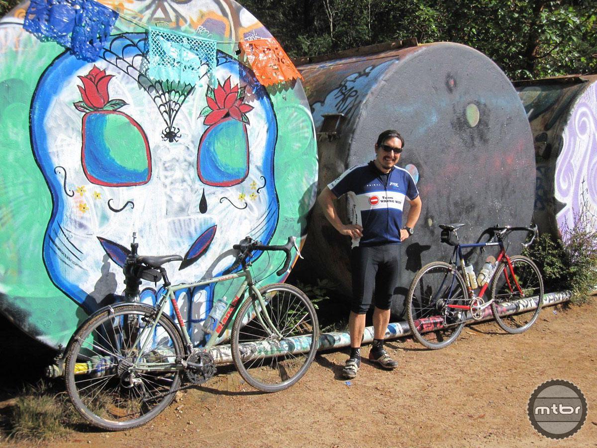 November 2011 UC Santa Cruz Tanks