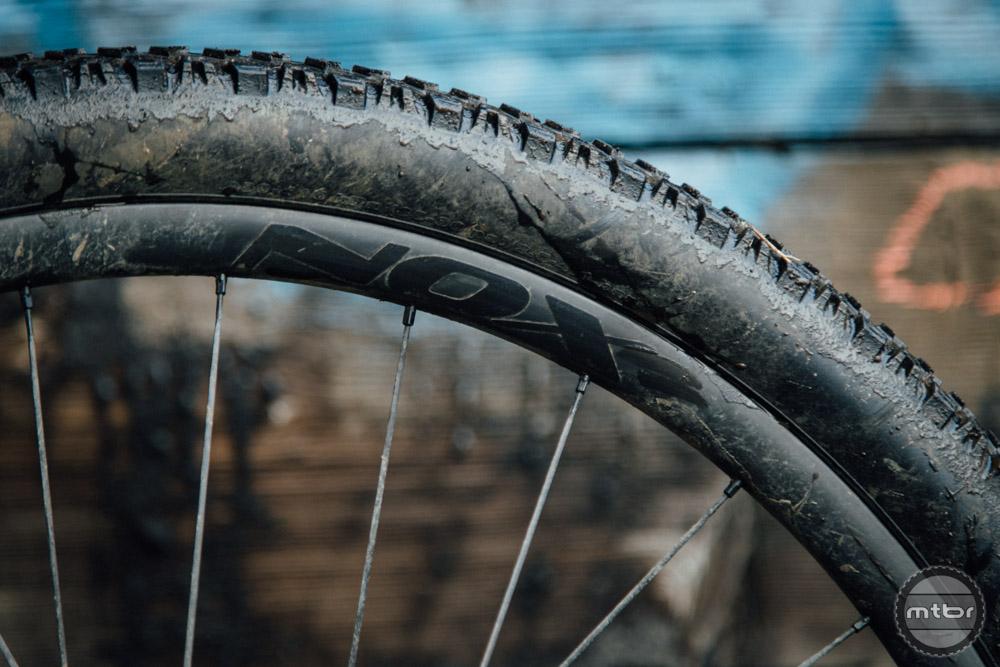 Nox Composite Teocalli Industry Nine I9 Carbon Wheels