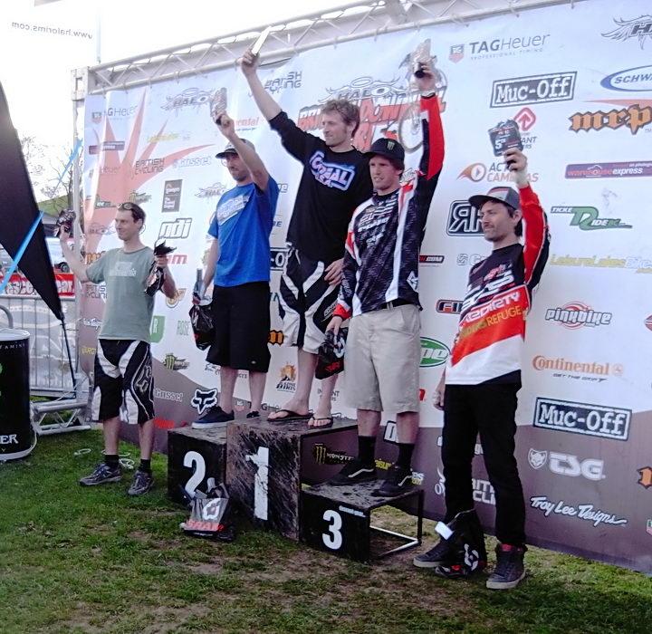 Nukeproof masters podium