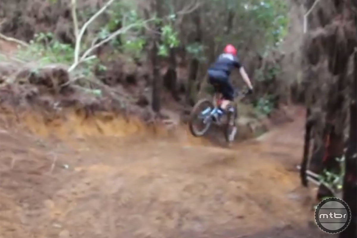 New Zealand 27.5 Enduro Trails