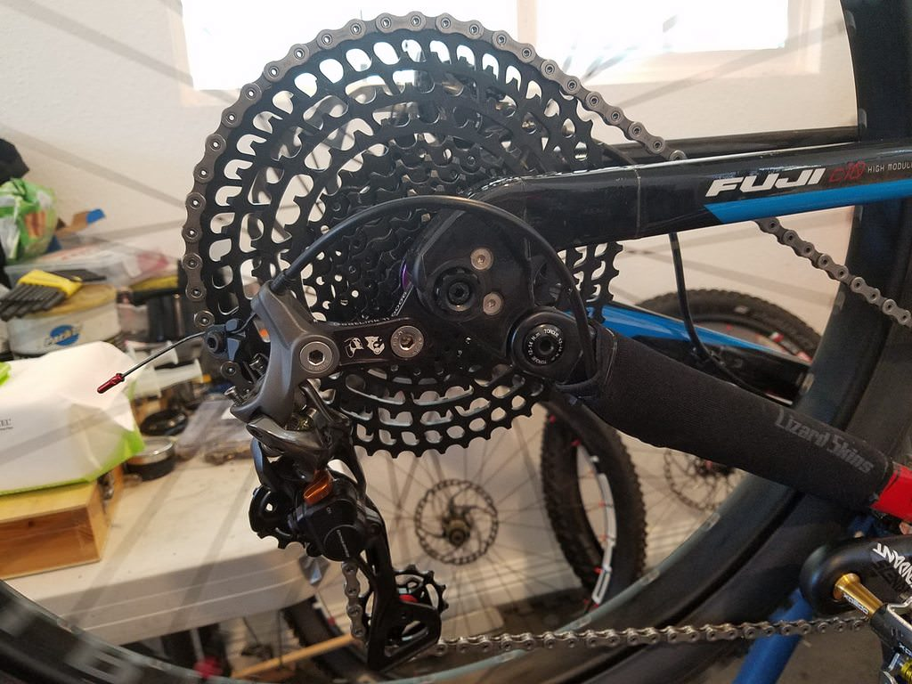 Cassettes, Freewheels & Cogs 2019 Latest Design Shimano Xt M8000 11 Velocità 11-40t Cycling