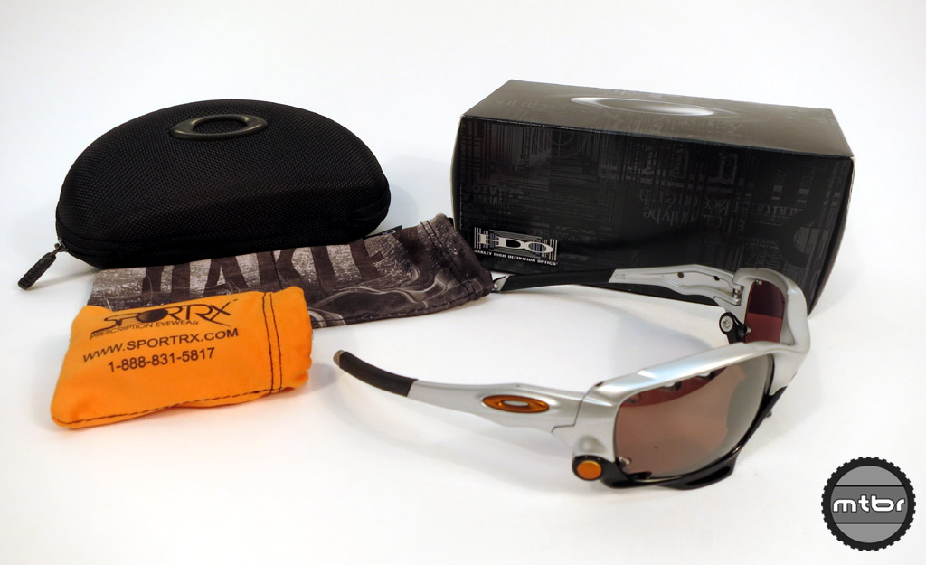 SportRx - Oakley kit
