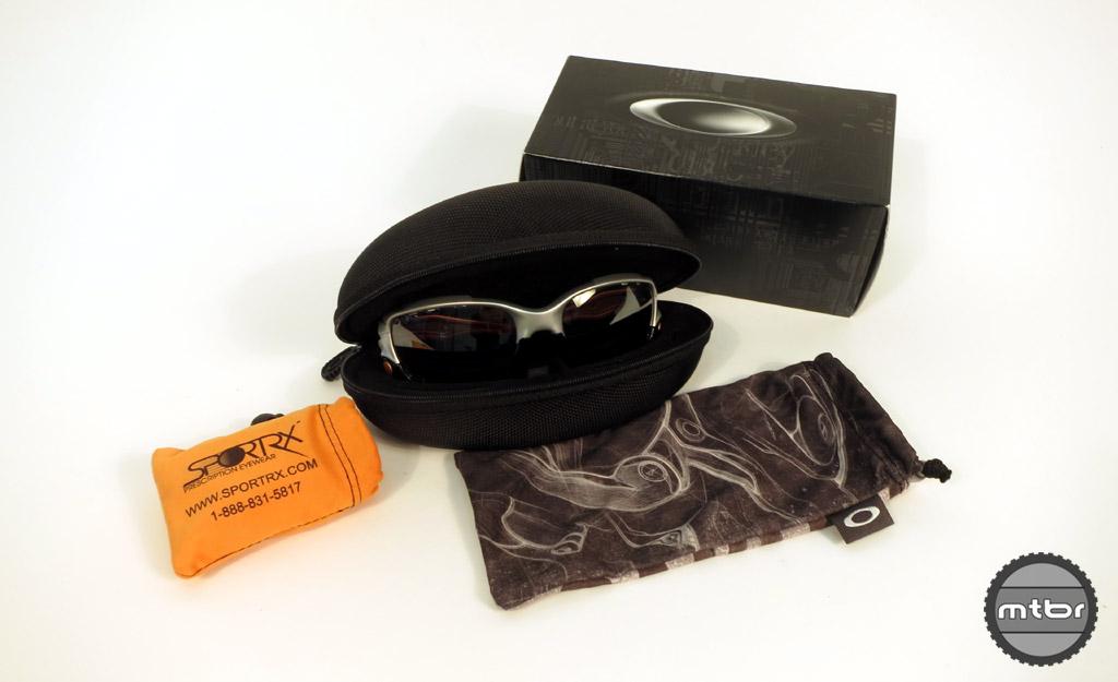 SportRx - Oakley kit