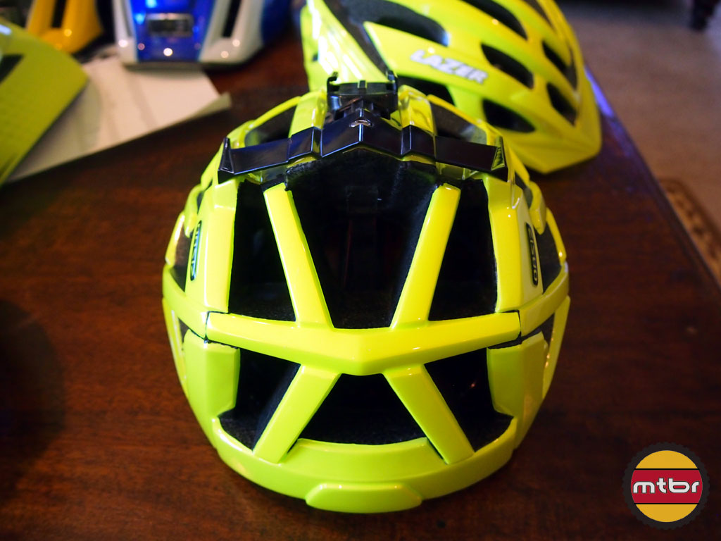 Lazer Sport Oasiz all mountain helmet