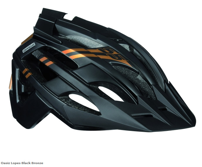 Lazer Oasiz - Lopes black bronze