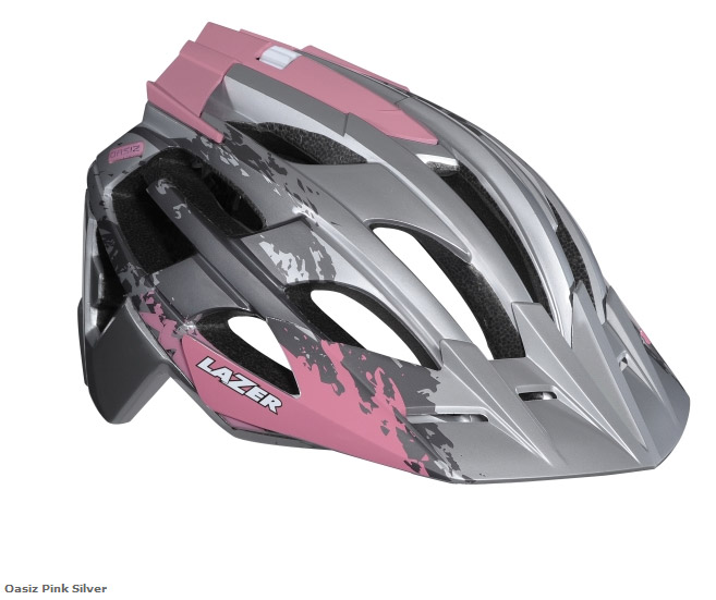 Lazer Oasiz - Lopes pink silver
