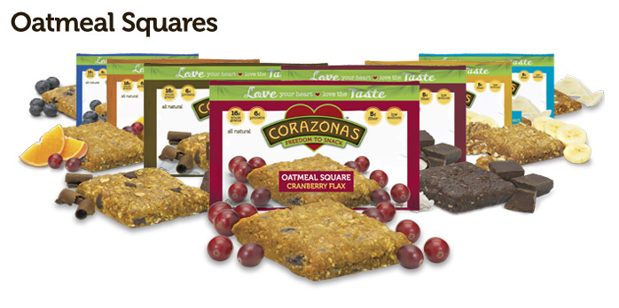 Oatmeal Squares