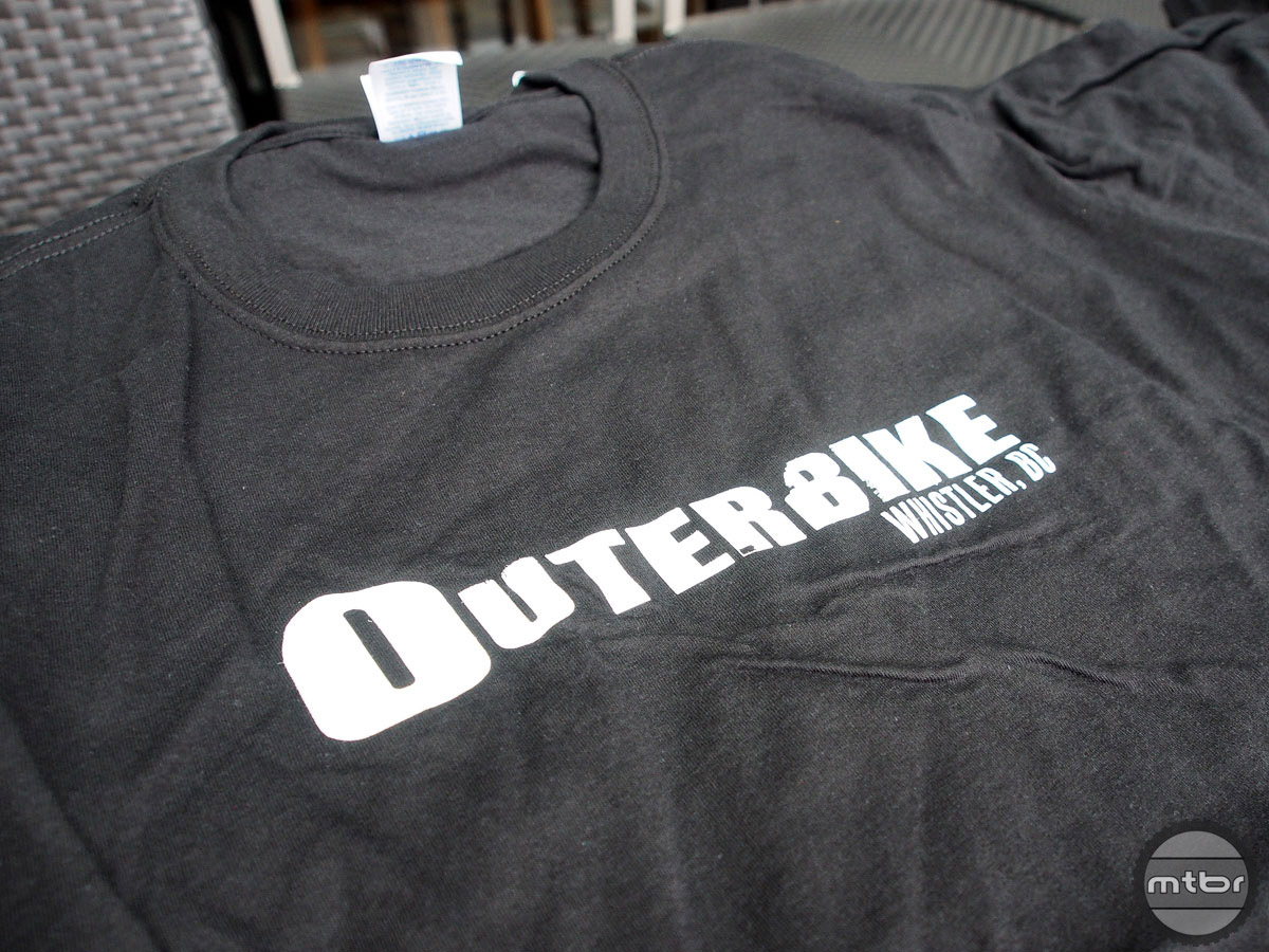 Free T-shirt for all attendees.