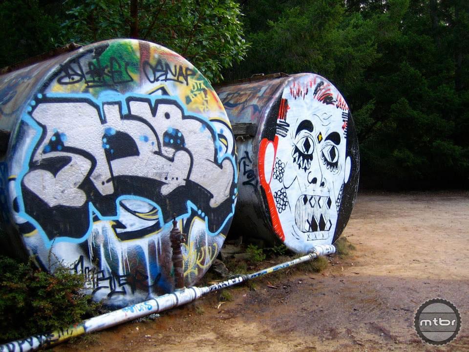 October 2007 UC Santa Cruz Tanks