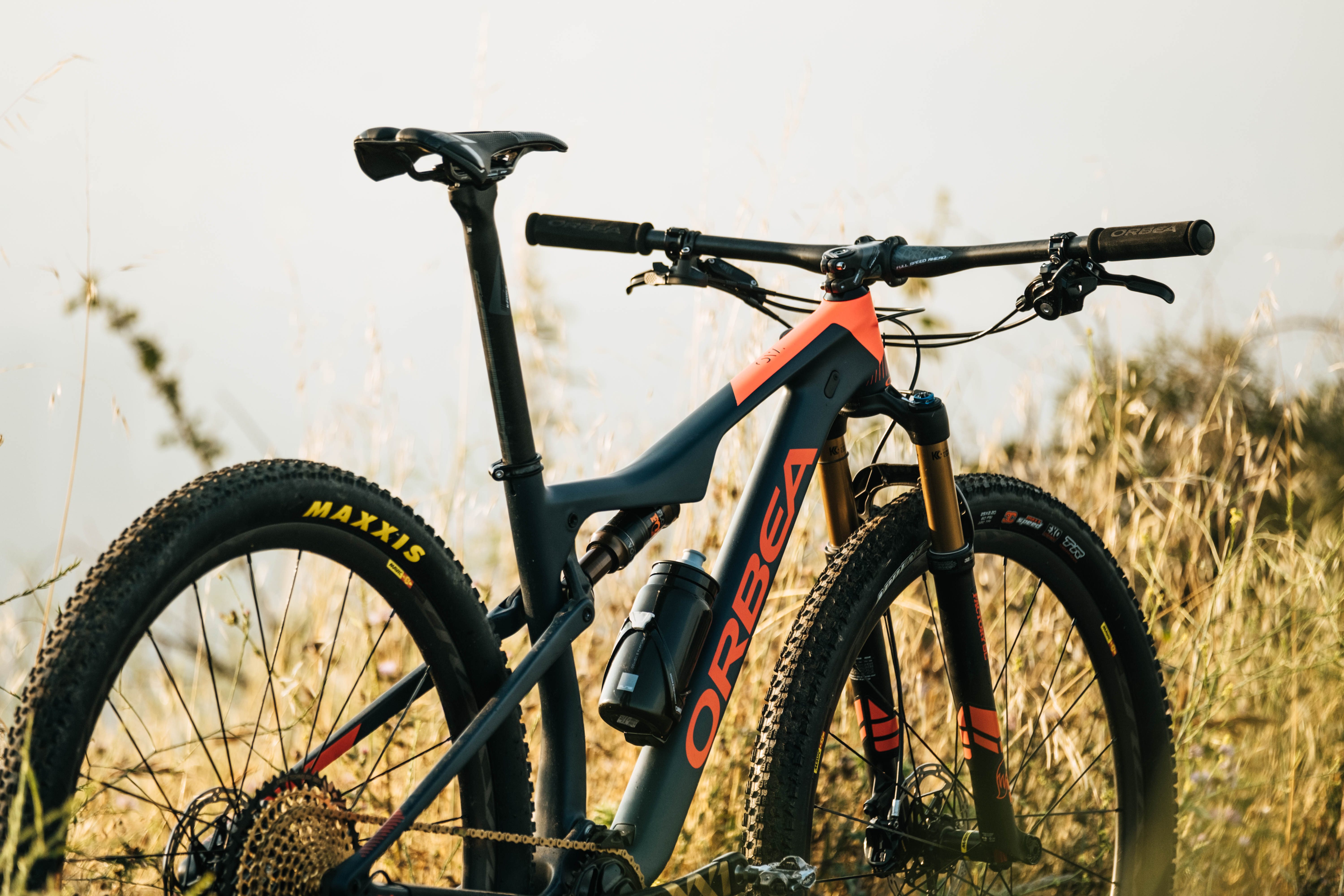 Orbea Oiz, ready for all the mountains can offer.