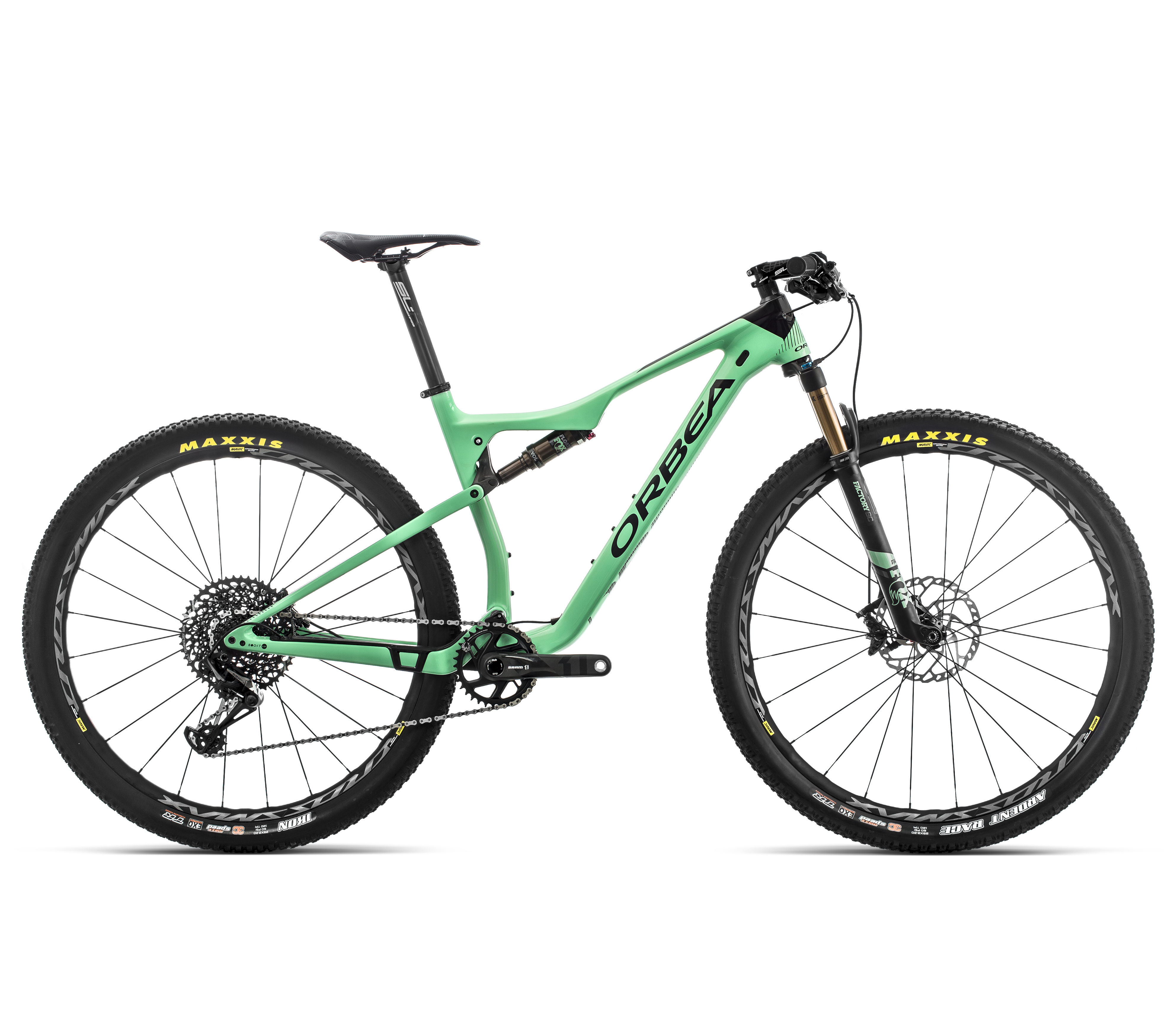 The Oiz M10 retails for $5000 and is a great option for xc and marathon racers.