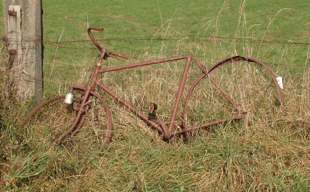 Post a picture or two of your neck of the woods-oldbike.jpg