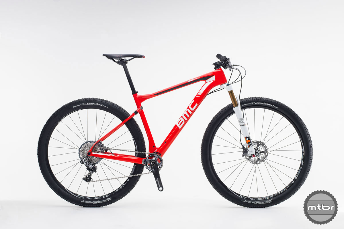 The bike will come in four builds and be available as a frameset.