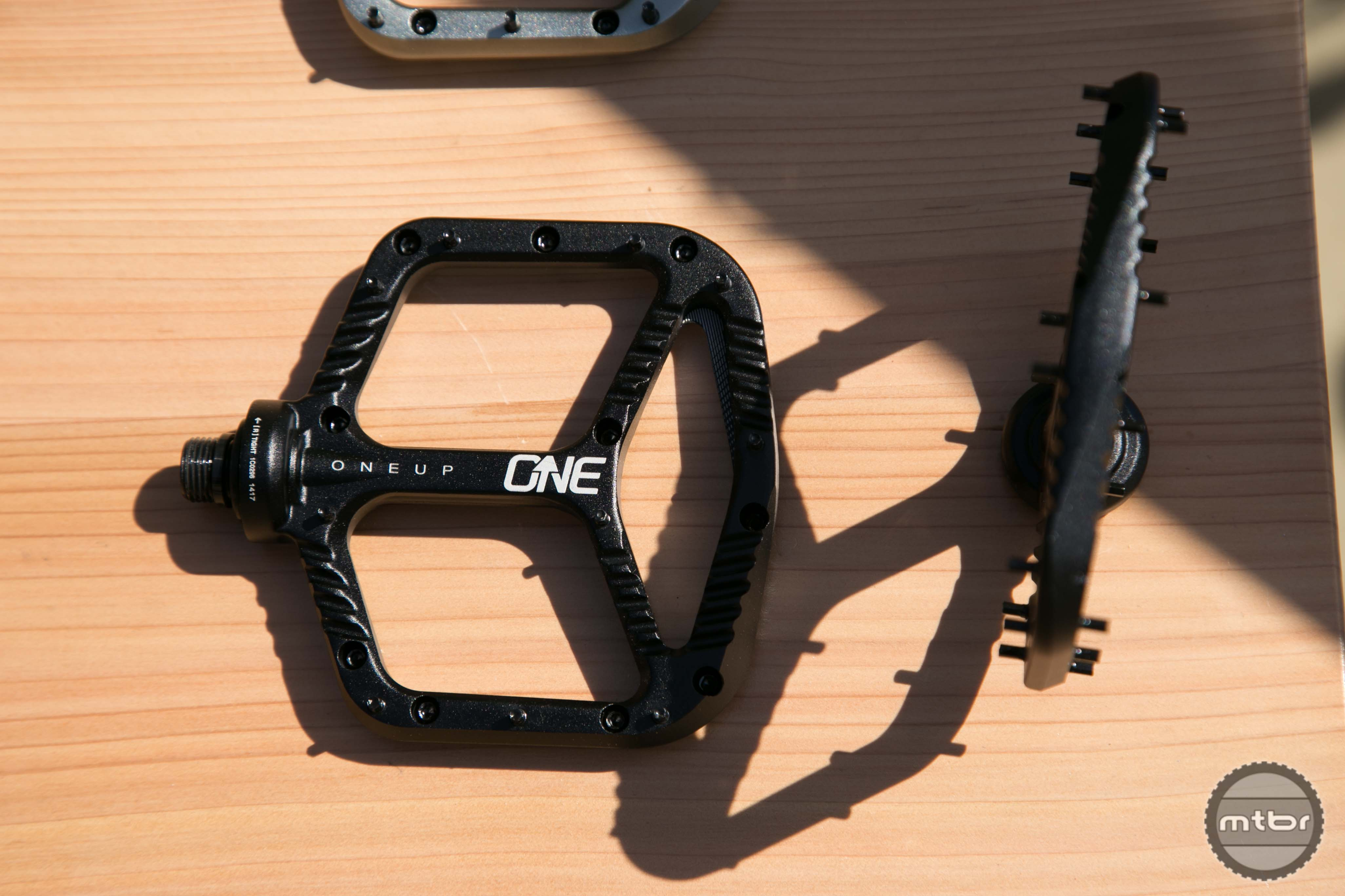 One Up Alloy Pedal -1