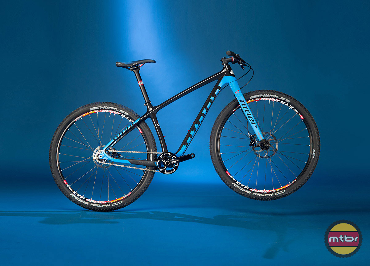 ONE 9 RDO Bike Atomic Blue