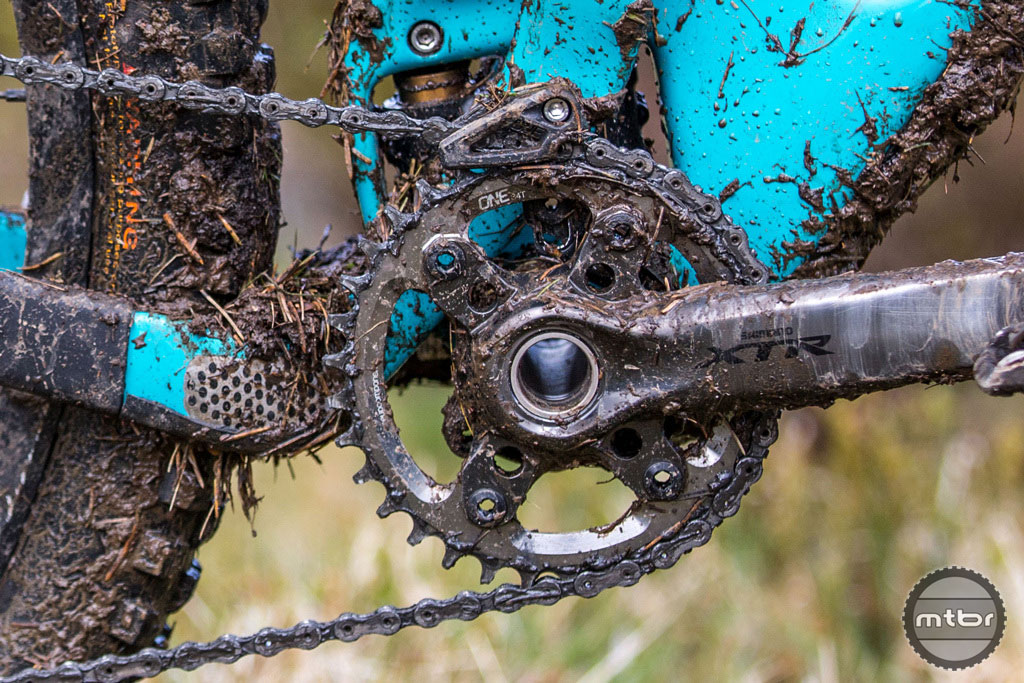 EWS Scotland conditions were gnarly at best.